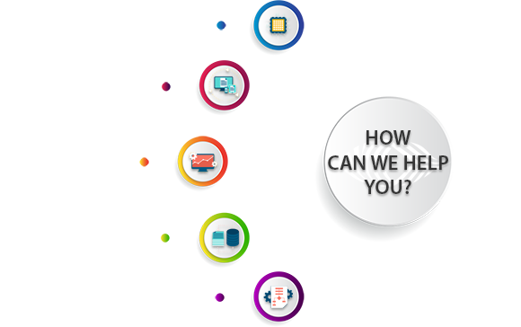 Services ranging from I.T. Services to Software Development